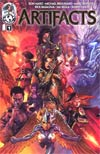 Artifacts #1 Cvr F Collectors Edition Top Cow Jam Foil Logo Cover