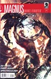 Magnus Robot Fighter Vol 3 #1 Regular Raymond Swanland Cover