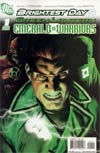 Green Lantern Emerald Warriors #1 Regular Rodolfo Migliari Cover (Brightest Day Tie-In)