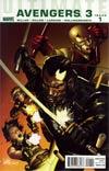 Ultimate Comics Avengers 3 #1 Regular Leinil Francis Yu Cover