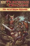 Dungeons & Dragons #0 Cover D Incentive Wayne Reynolds Art Gallery Book