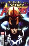 Secret Avengers #4 1st Ptg Regular Marko Djurdjevic Cover