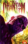 Last Phantom #1 Incentive Alex Ross Issue 2 Sneak Peek Cover
