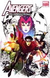 Avengers Childrens Crusade #1 MRRC Jimmy Cheung Part Color Cover
