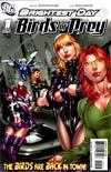 Birds Of Prey Vol 2 #1 3rd Ptg (Brightest Day Tie-In)