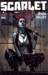 Scarlet #2 1st Ptg Regular Alex Maleev Cover