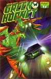 Kevin Smiths Green Hornet #7 Regular Alex Ross Cover
