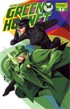 Kevin Smiths Green Hornet #7 Regular Joe Benitez Cover