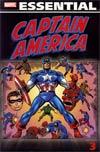 Essential Captain America Vol 3 TP All-New Edition