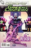 Green Lantern Vol 4 #57 Regular Doug Mahnke Cover (Brightest Day Tie-In)