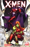 X-Men Vol 3 #3 Incentive Paco Medina Variant Cover (X-Men Curse Of The Mutants Tie-In)