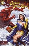 Grimm Fairy Tales #50 Cover A Al Rio