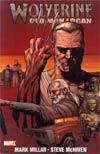 Wolverine Old Man Logan TP Book Market Steve McNiven Cover