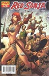 Red Sonja Vol 4 #51 Regular Walter Geovani Cover