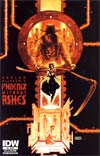Harlan Ellisons Phoenix Without Ashes #2 Regular John K Snyder III Cover