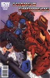 Transformers Vol 2 #11 Regular Cover A