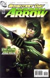 Green Arrow Vol 5 #4 Incentive Philip Tan Variant Cover (Brightest Day Tie-In)