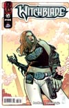 Witchblade #136 Washington DC Comicon JG Jones Variant Cover