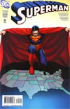 Superman Vol 3 #706 Regular John Cassaday Cover