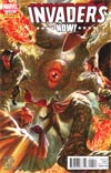 Invaders Now #4 Regular Alex Ross Cover