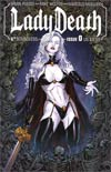 Lady Death Vol 3 #0 Regular Cover