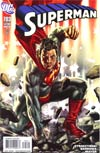 Superman Vol 3 #703 Incentive Lee Bermejo Variant Cover