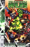 Incredible Hulks #614 Regular Carlo Pagulayan Cover