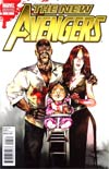 New Avengers Vol 2 #5 Incentive Stefanie Perger Vampire Variant Cover