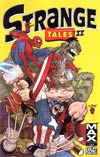 Strange Tales (Indie Anthology) Vol 2 #1