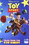 Disney Pixars Toy Story Tales From The Toy Chest #1 Incentive Mike Cavallaro Variant Cover