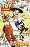Disney Pixars Toy Story Tales From The Toy Chest #1 Regular Cover A