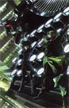 Kevin Smiths Green Hornet #8 Incentive Alex Ross Virgin Variant Cover