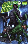 Kevin Smiths Green Hornet #8 Regular Greg Horn Cover