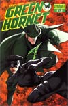 Kevin Smiths Green Hornet #8 Regular Joe Benitez Cover