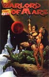 Warlord Of Mars #1 Regular Joe Jusko Cover