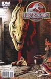 Jurassic Park Redemption #4 Regular Cover B
