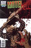 Midnite Movies Motel Hell #1 Incentive Zach Howard Variant Cover