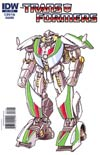 Transformers Vol 2 #12 Incentive Don Figueroa Sketch Design Variant Cover