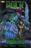 Incredible Hulk Vol 2 Fall Of The Hulks TP