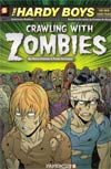 Hardy Boys The New Case Files Vol 1 Crawling With Zombies HC