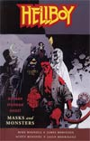 Hellboy Masks And Monsters TP