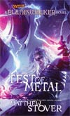 Magic The Gathering Test Of Metal A Planeswalker Novel MMPB