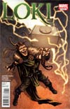 Loki Vol 2 #1 Regular Sebastian Fiumara Cover