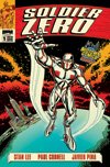 Stan Lees Soldier Zero #1 Midtown Exclusive Paul Rivoche Homage Variant Cover