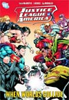 Justice League Of America Vol 6 When Worlds Collide TP
