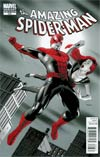 Amazing Spider-Man Vol 2 #646 Incentive Mike Mayhew Vampire Variant Cover