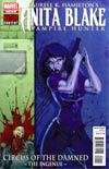 Anita Blake Vampire Hunter Circus Of The Damned Book 2 Ingenue #1