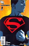 Superboy Vol 4 #1 Regular Rafael Albuquerque Cover