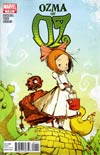 Ozma Of Oz #1 Regular Skottie Young Cover