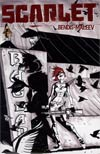 Scarlet #3 Incentive Michael Avon Oeming Variant Cover